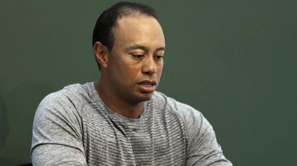 Tiger Woods no estaba borracho: había tomado cuatro medicamentos