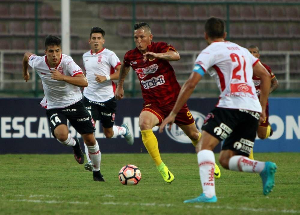 Huracán vs. Deportivo Anzoátegui