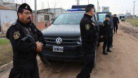 Policía de Santa Fe