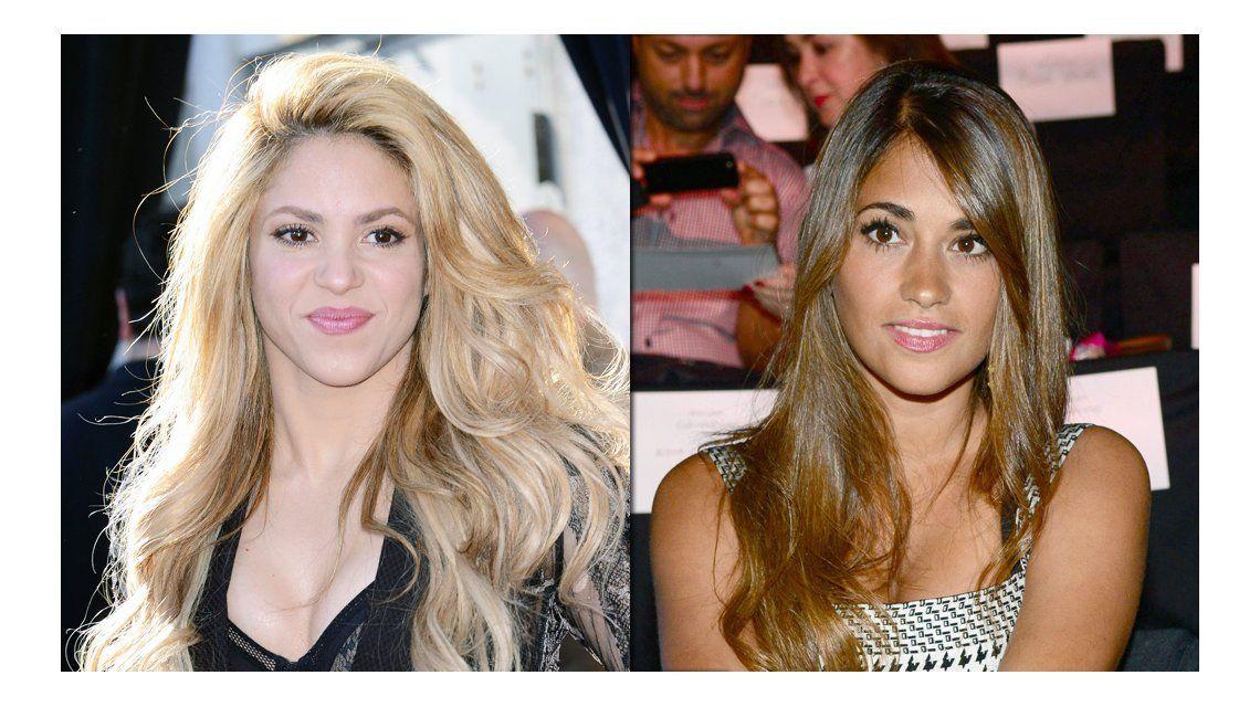 Shakira sobre Antonella Roccuzzo