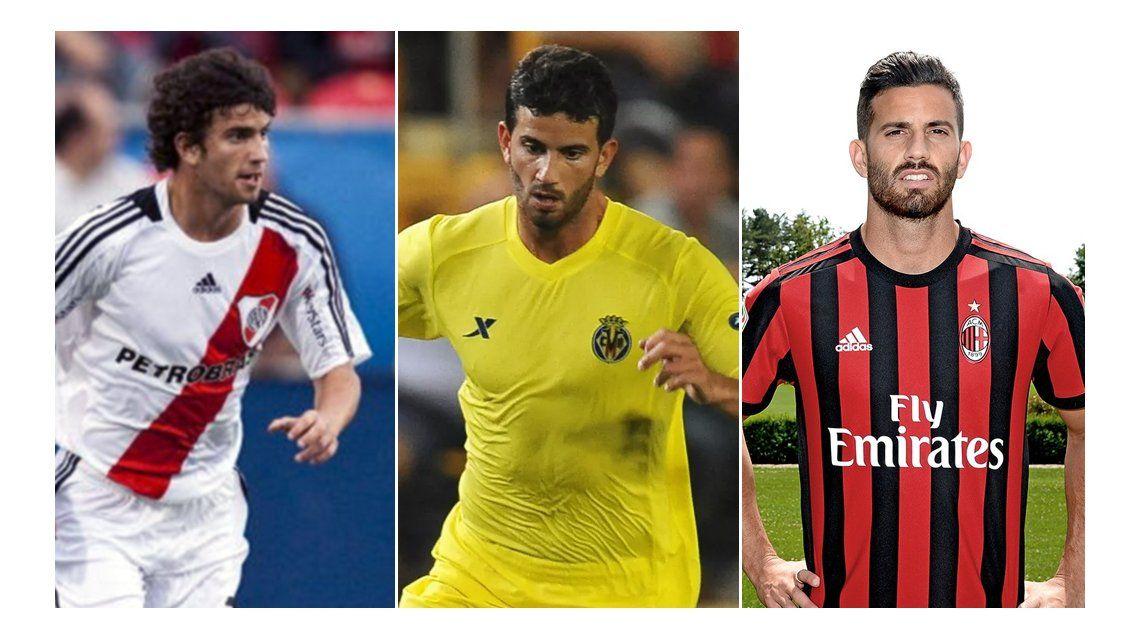 El Milan pagó una fortuna por Mateo Musacchio
