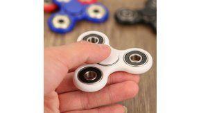 Spinner, el nuevo juguete que se puso de moda en todo el mundo