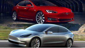 Las diferencias entre el Tesla Model 3 y el Model S