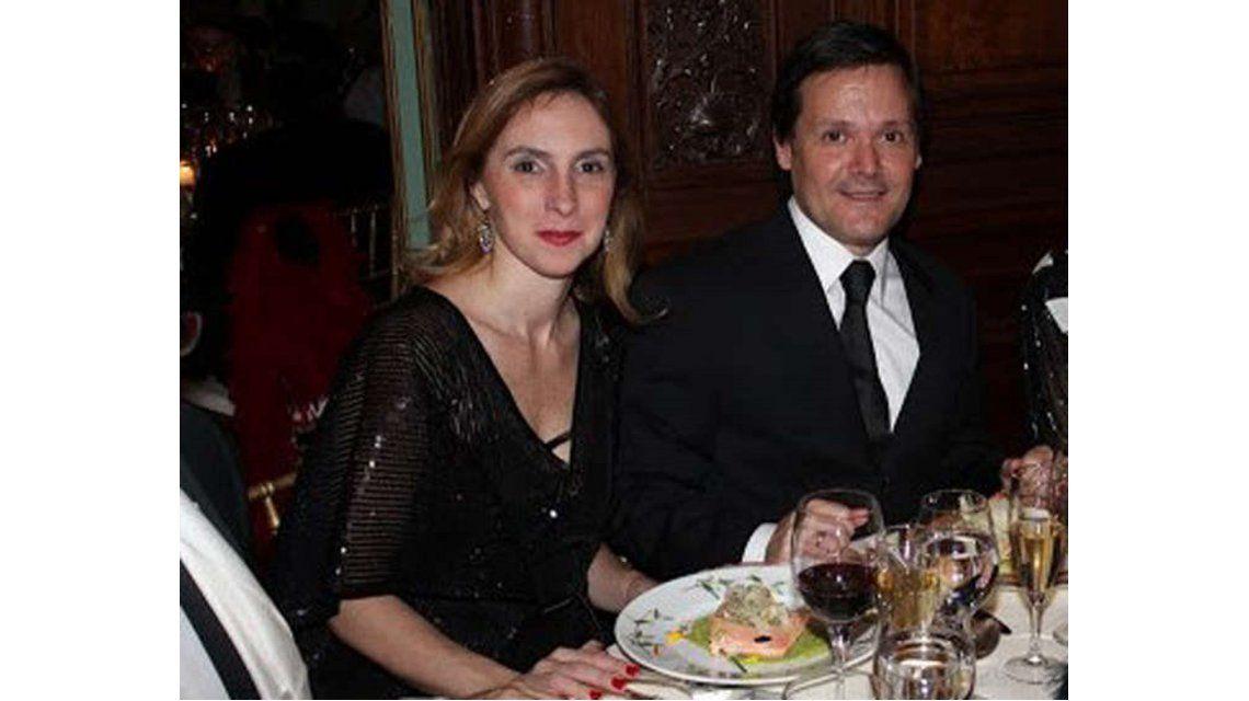 Fernando Farré yClaudia Schaefer