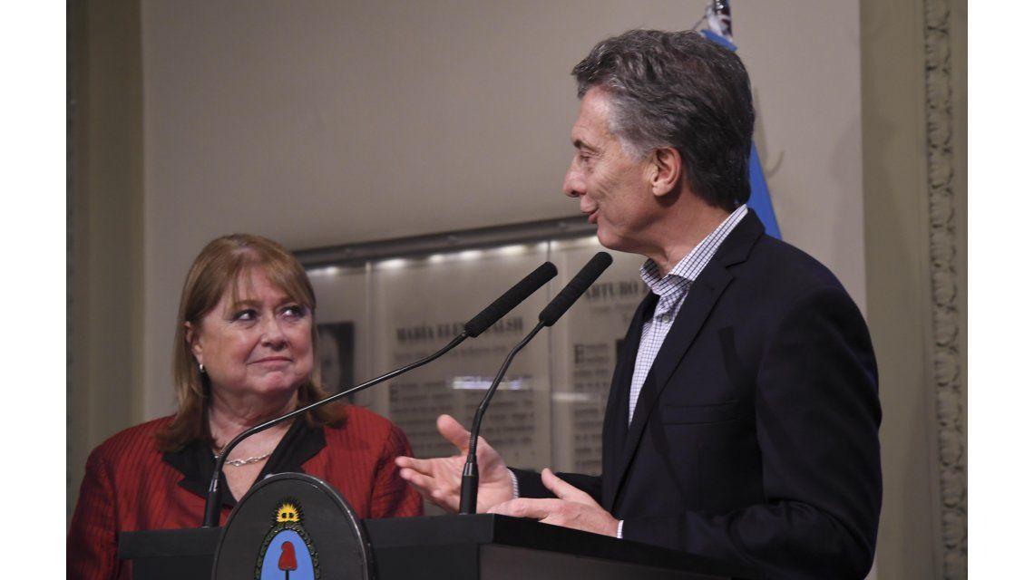 Renunció Malcorra como canciller argentina