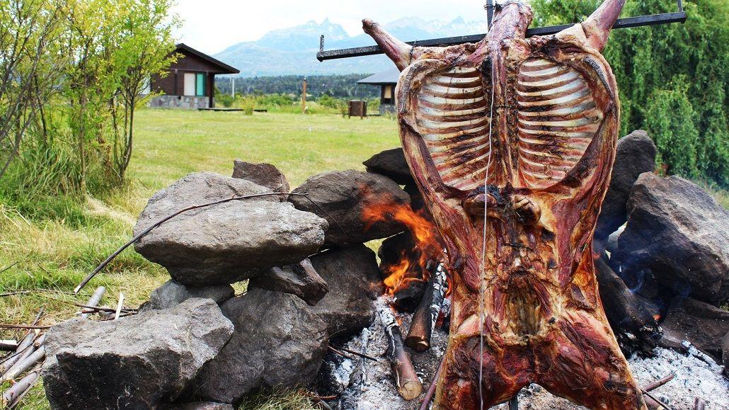 Carne al asador