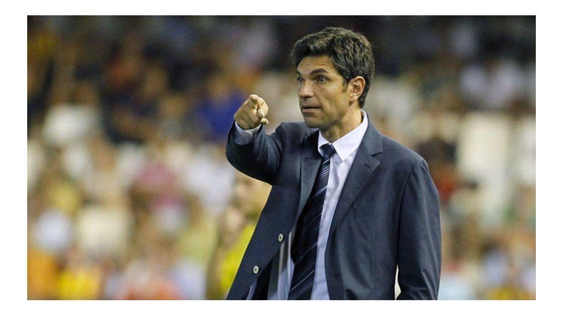 Por su familia, Pellegrino habría dejado el Alavés para volver a la Argentina