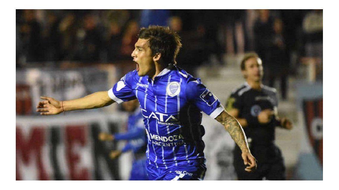 Godoy Cruz goleó a Patronato - Crédito:@MendozaGol