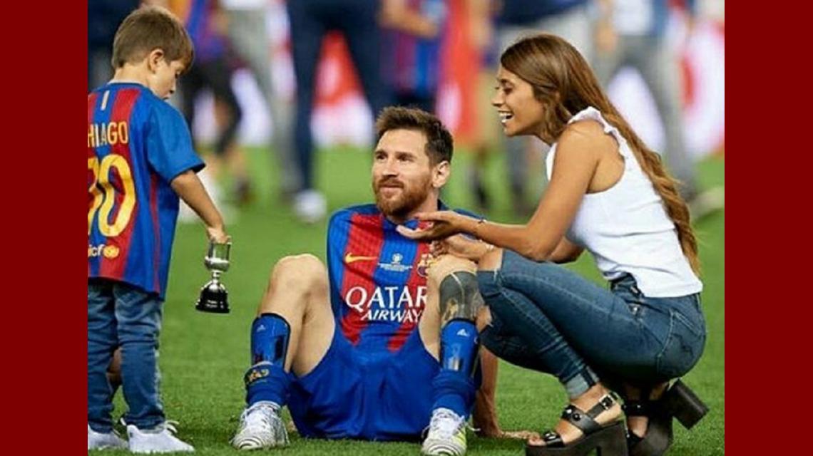 Lionel Messi triunfó otra vez con el Barcelona