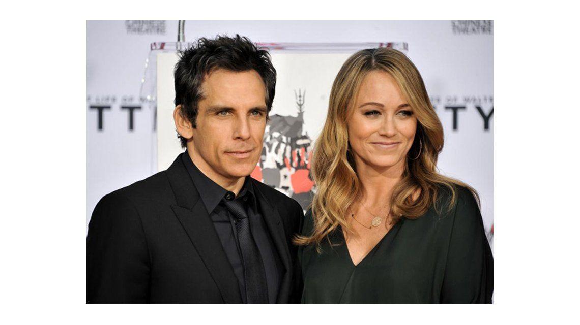 Ben Stiller contó que se divorcia tras 18 años en pareja.