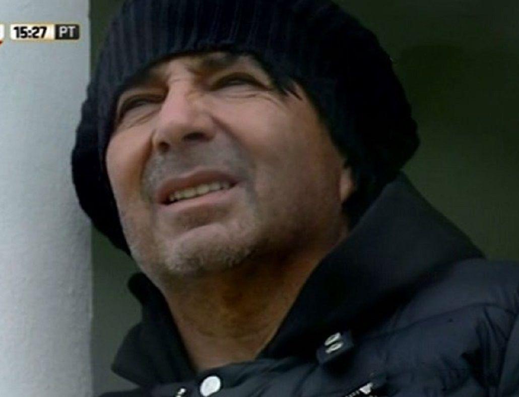 El entrenador nacido en Casilda se bancó el frío de Varela