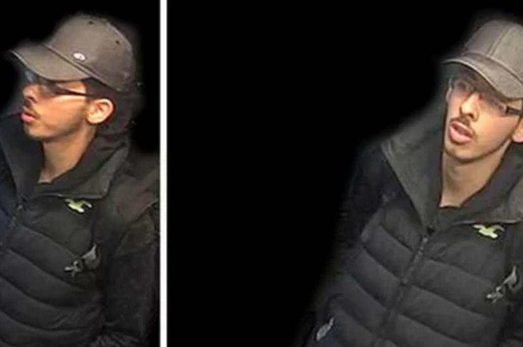 Las fotos del terrorista antes de accionar la bomba