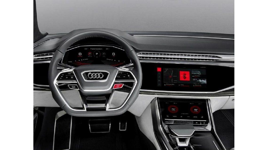 Google prepara un sistema para Audi - Crédito:autocosmos.com.ar