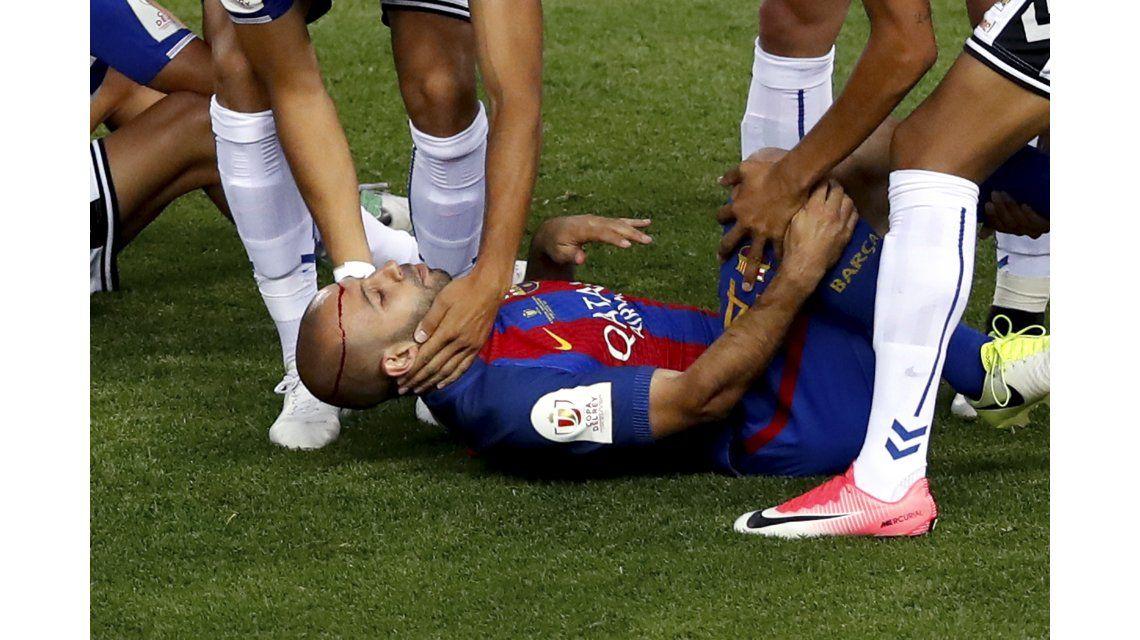 Fazio reemplazará a Mascherano en la Selección de Sampaoli