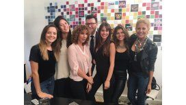 Pampita vuelve a la TV: tendrá un programa con Barbie Simons y Angie Balbiani