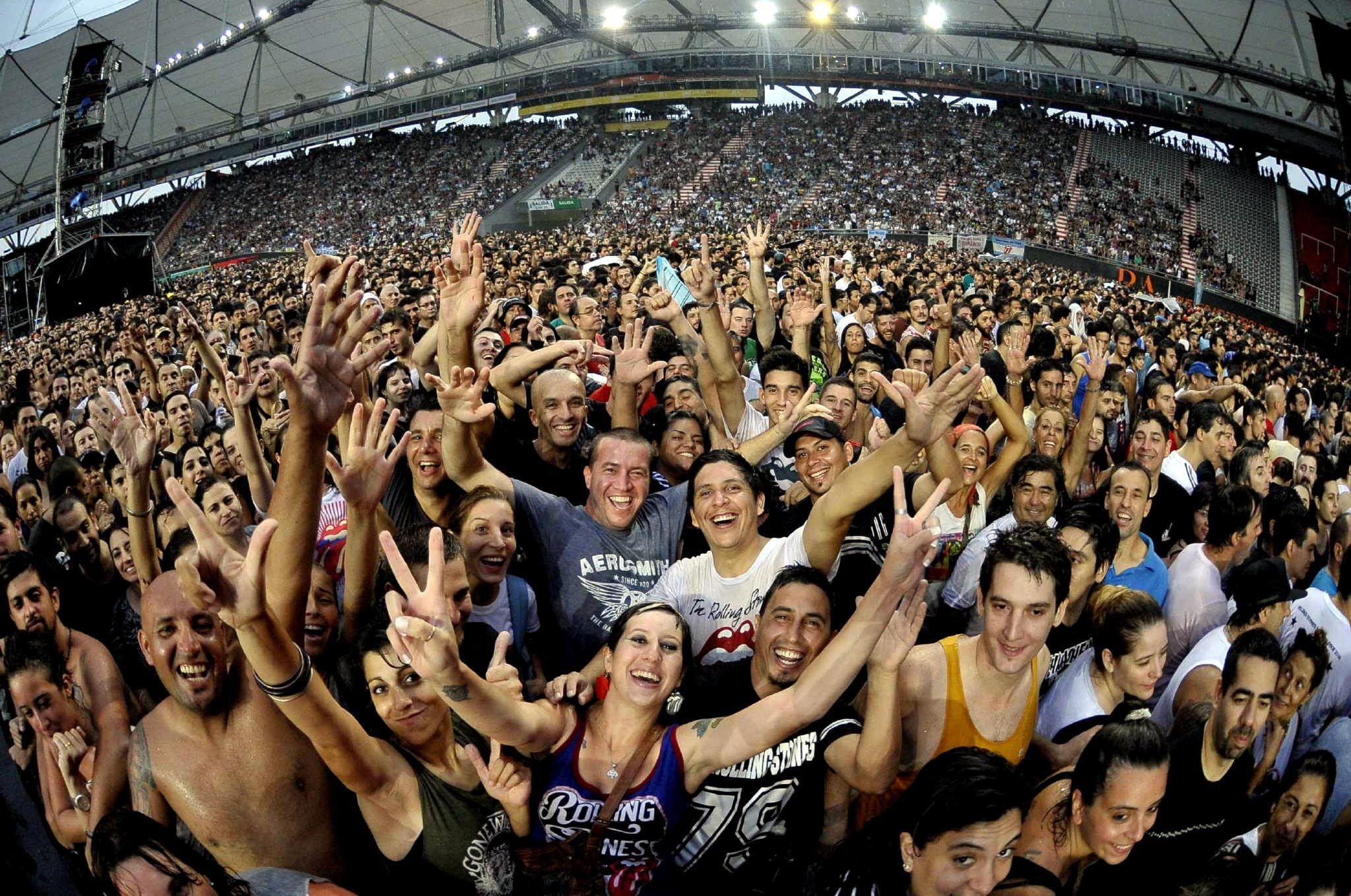 La banda histórica que vuelve a tocar en Argentina