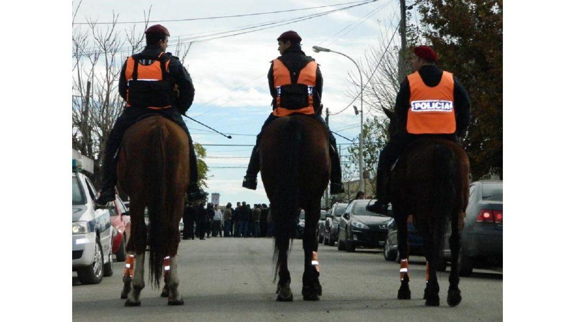 La Plata: Apartaron a un policía que golpeó a un nene de 11 años