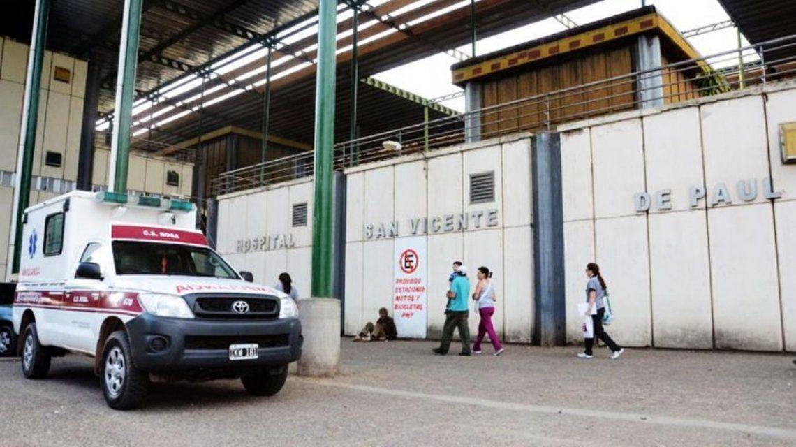 La mujer denunció al traumatólogo del hospital de Orán