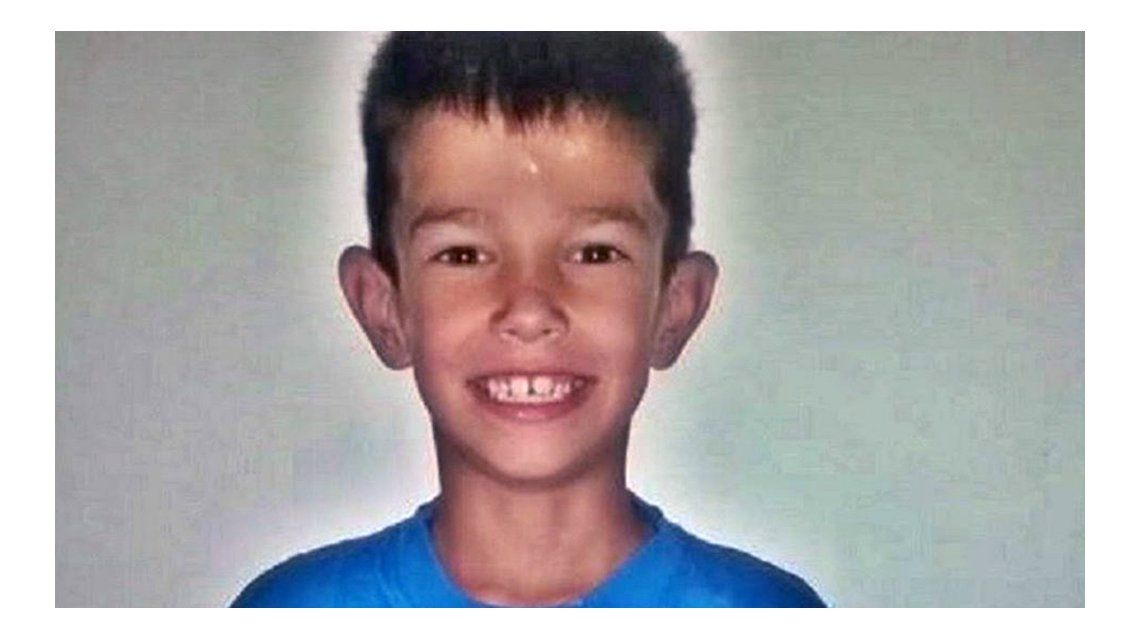 Río Negro: un nene de 7 años perdido apareció congelado en un freezer