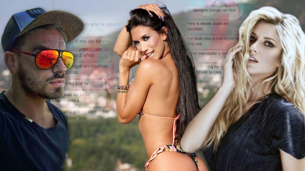 Los chats de Fede Bal y Flor Marcasoli que enfurecieron a Laurita Fernández