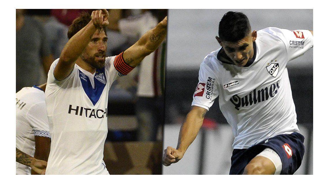 Vélez y Quilmes empataron en un duelo de necesitados