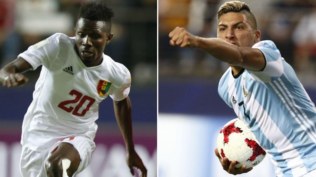 La Sub 20 de Argentina enfrenta a Guinea obligada a golear