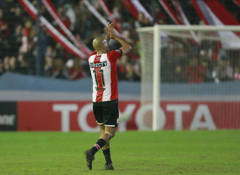 Juan Sebastián Verón se retira ovacionado