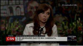 {alttext(Cristina Kirchner en C5N,#CristinaEnC5N fue lo más comentado en el mundo y C5N fue lo más visto)}