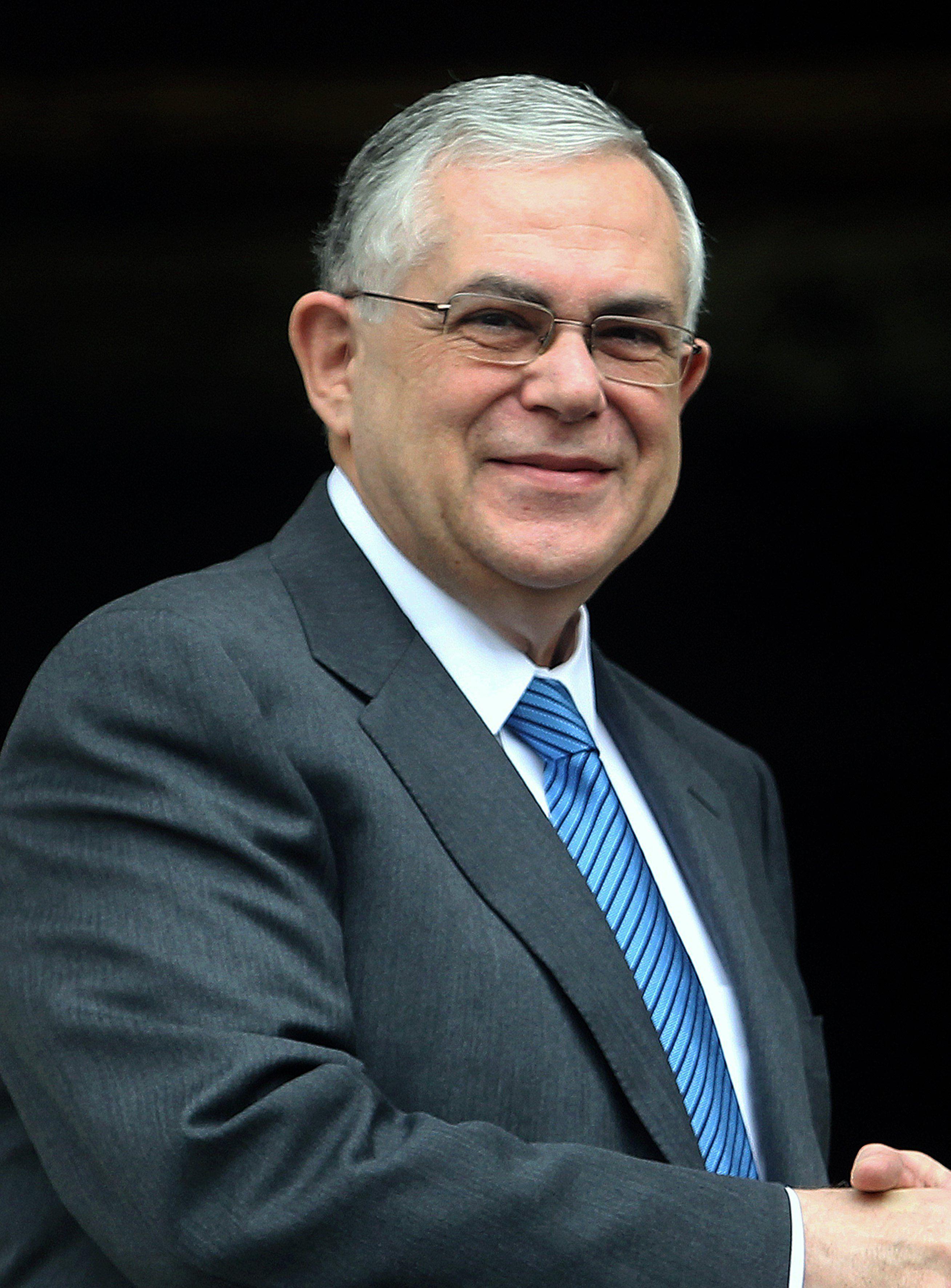 Lukás Papadimos fue Primer Ministro de Grecia hasta 2012