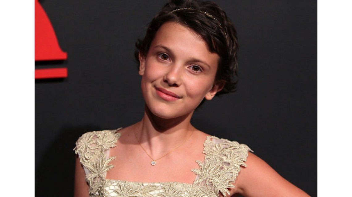 Millie Bobby Brown daraá una conferencia.
