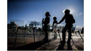 Temer anuló el decreto para usar a las Fuerzas Armadas