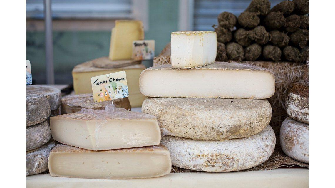 La ruta del queso en Francia