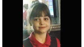 Saffie Roussos, la niña de 8 años que murió en el Manchester Arena