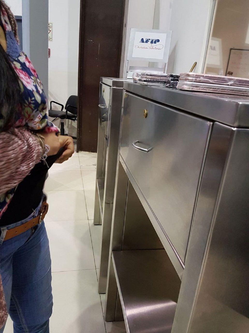 La mujer llegó a la Argentina desde Panamá