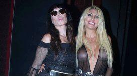 Moria Casán y Vicky Xipolitakis tuvieron su reencuentro hot