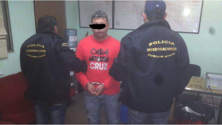 El Lágrima fue detenido en un hotel alojamiento