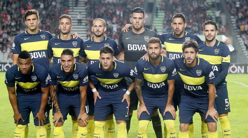 La campaña de Boca campeón