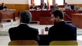 Messi pagará una multa por su pena por evasión