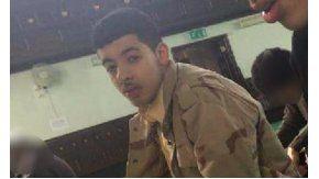 Salman Abedi, autor de la masacre del Manchester Arena