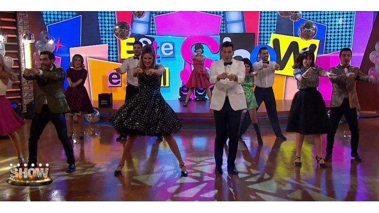 En Este es el Show hicieron en vivo el musical de Hairspray