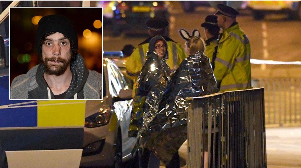 Éste es el indigente héroe del atentado en Manchester.