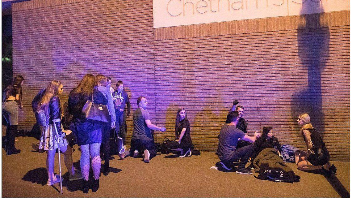 Los desgarradores relatos de los testigos del atentado en Manchester
