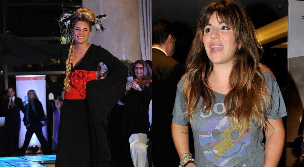 Rocío Oliva trató de gorda