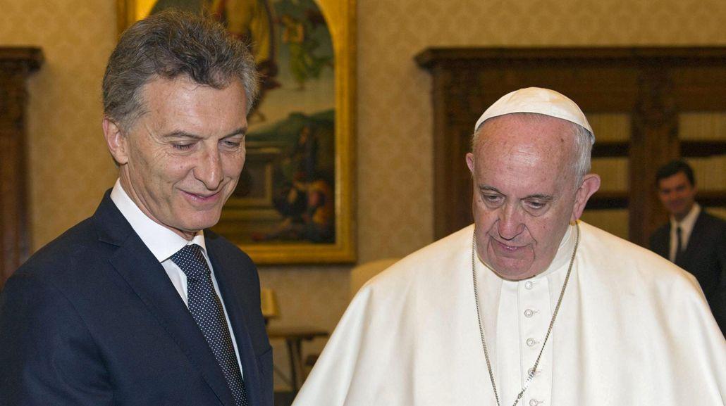 El papa le envió una carta al presidente por el nuevo aniversario de la Revolución de Mayo