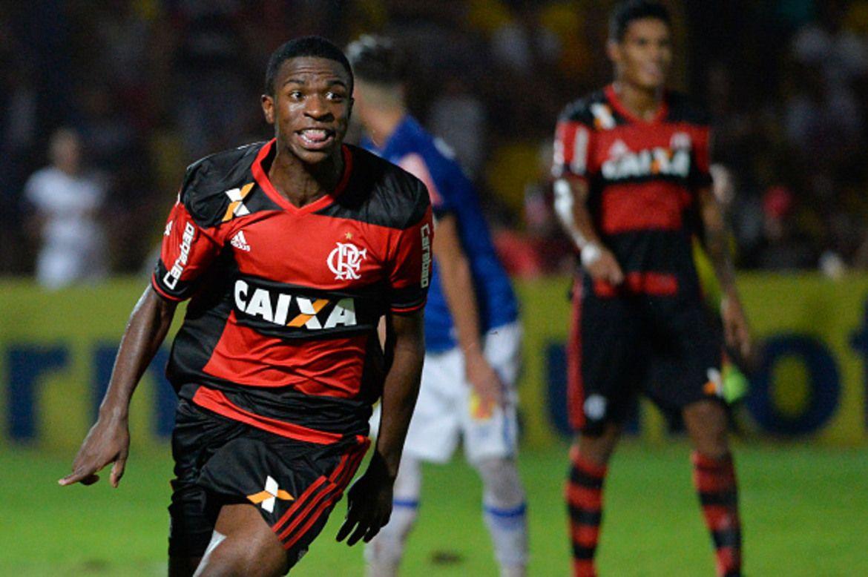 Vinicius Junior será el 2º jugador más caro de la historia de Brasil