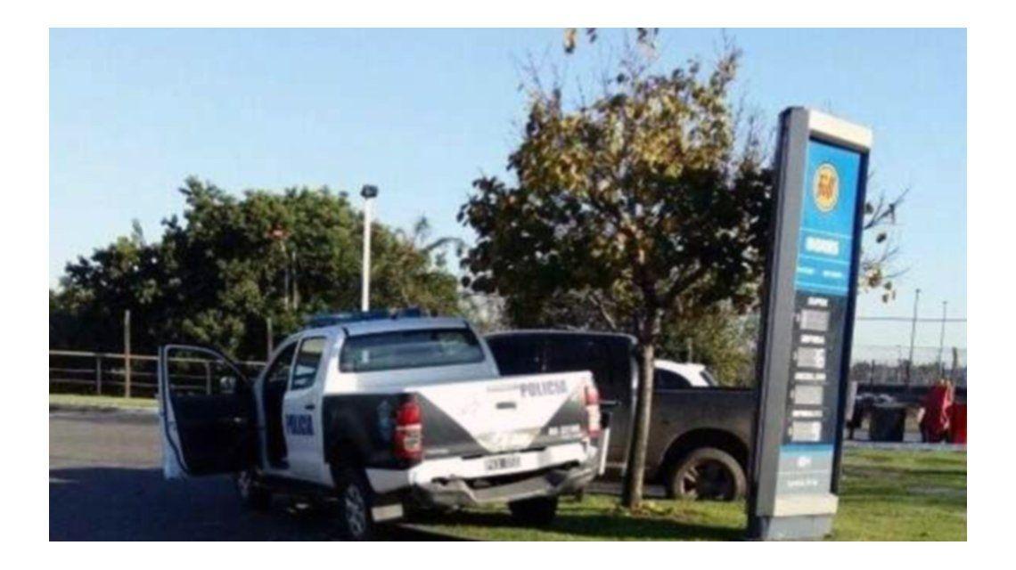 Tiroteo en la Riccheri: piratas del asfalto hirieron a una mujer policía