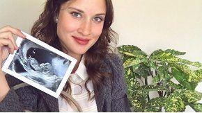 Camila Cavallo ya está por dar a luz