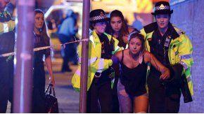Investigan una red de apoyo al autor del atentado en Manchester