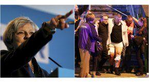Theresa May y el ataque terrorista en el show de Ariana Grande del Manchester Arena