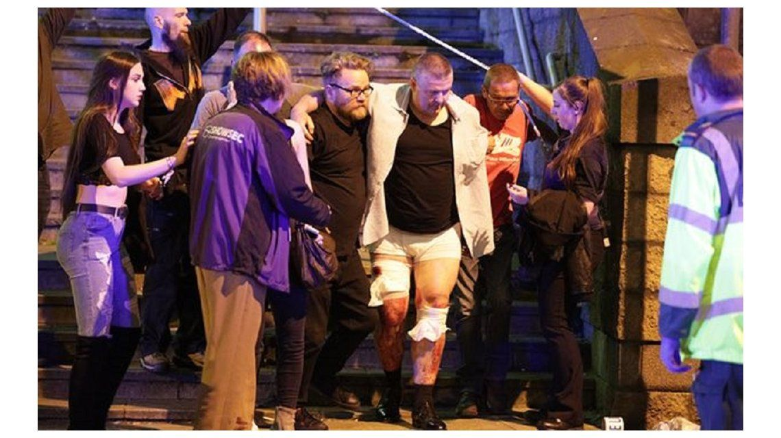 Trágico show de Ariana Grande en el Manchester Arena: hay 19 muertos
